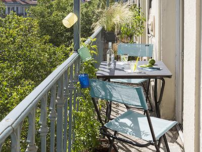 Tipps und Ideen zur Gestaltung eines kleinen Balkons