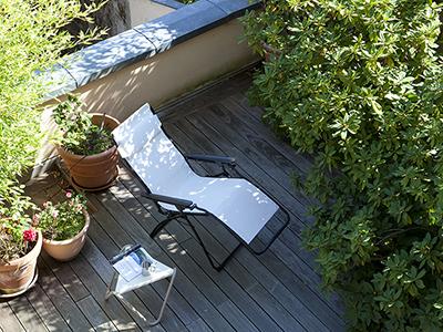 4 Tipps zur Gestaltung einer Dachterrasse