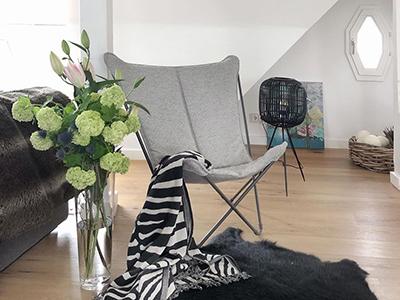 Unsere Ideen zur Dekoration eines modernen Wohnzimmers