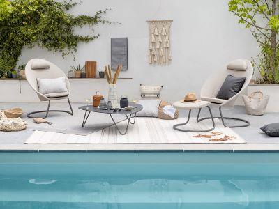 Welcher Outdoor-Teppich für Ihre Terrasse ?