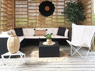 Die Vorteile einer überdachten Terrasse