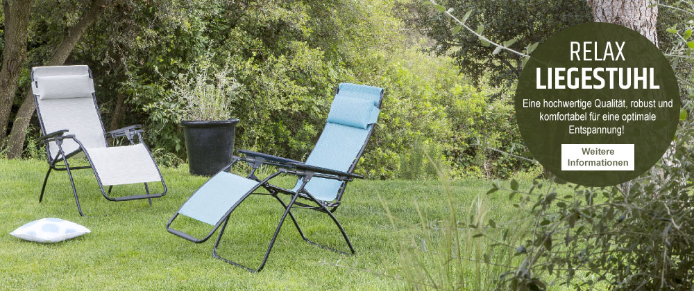 Lafuma Mobilier DE - entspannung (relax)