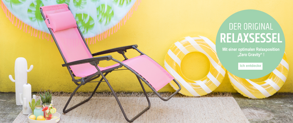 Lafuma Mobilier DE - entspannung (relax)